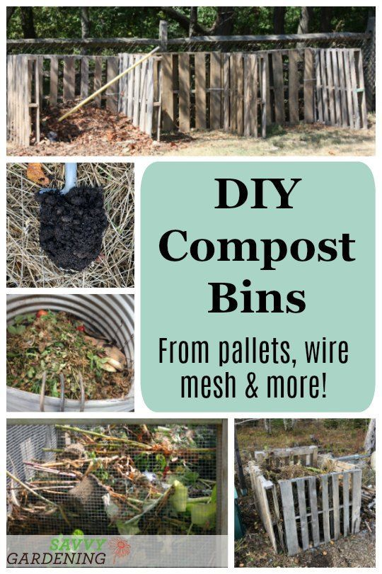 Guide To Home Composting Build Your Own Compost Bin Or Pile Compost