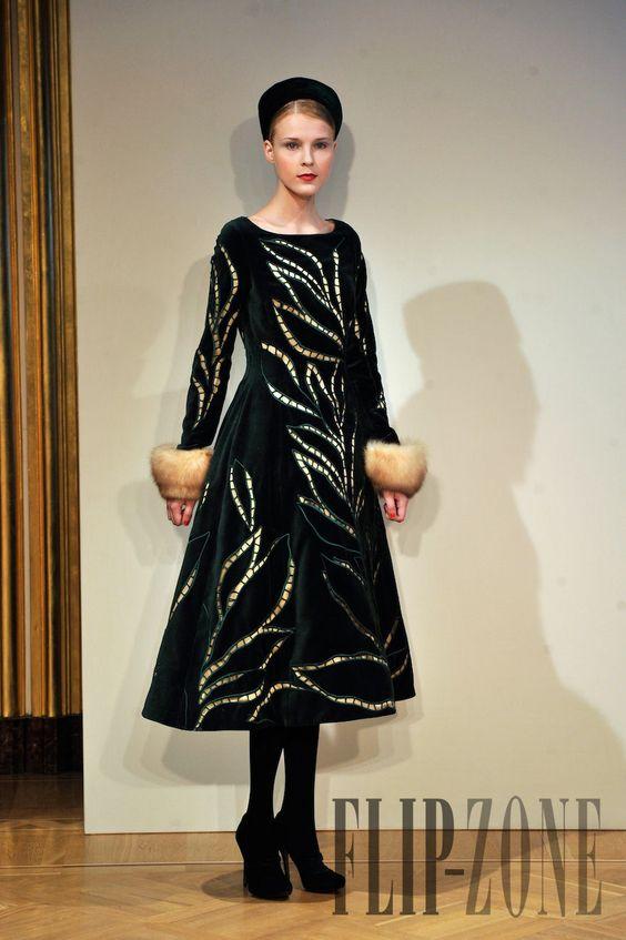 Yulia Yanina Automne-hiver 2012-2013 - Haute couture…