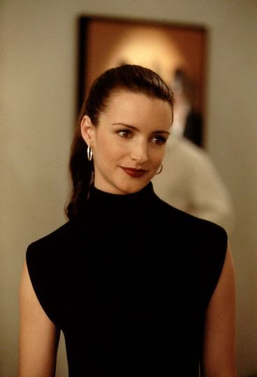 """Kristin Davis (as Charlotte York) in """"Sex and the City"""" (TV Series)                                                                                                                                                      More"""