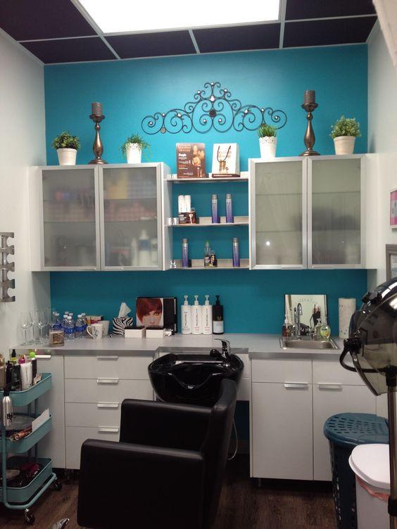 Brushed by sabrina salon studio home salon ideas for Salon sabrina