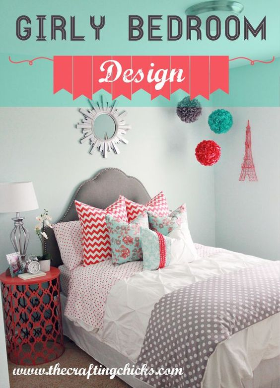 Girls Painted Ceilings And Bedroom Ideas On Pinterest