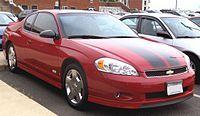 Chevrolet Monte Carlo - Sexta generación