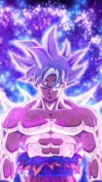 Wallpaper Iphone 8 Goku Dragon Ball Gt Anime Animes Wallpapers