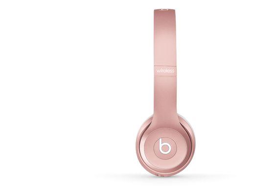 Beats Solo2 WirelessBeats Solo2 Wireless, Rose Gold