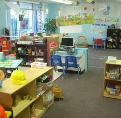 Awesome Cheap Preschool and Kindergarten Classroom Layout Design Ideas