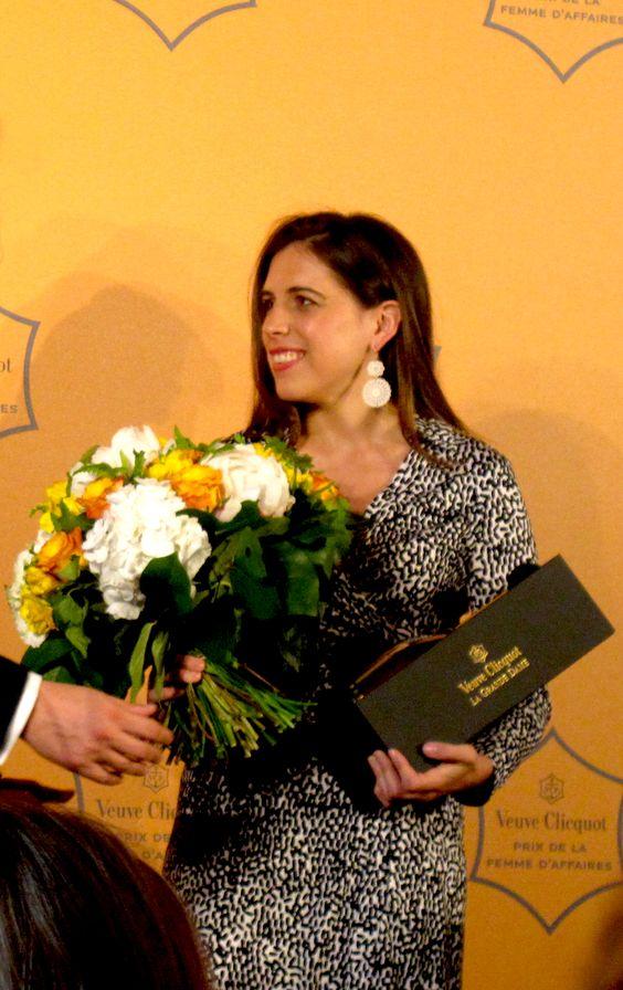 Fany Péchiodat, fondatrice de my Little Paris, élue Femme d'affaires de l'année