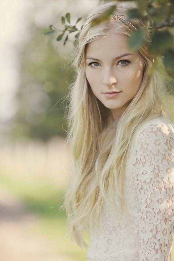 Marjatta Koski Chosen Blonde Hair Blue Eyes 5 6 Speaks
