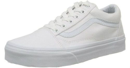 Best White Sneakers For Men In 2019 Dissection Table Vans Old Skool Vans U Old Skool Best White Sneakers