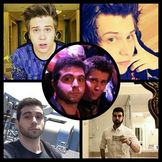 Mis 4 Hermanastros-youtubers Y Tu - cap-9-ruben cariñoso y samuel se declara…