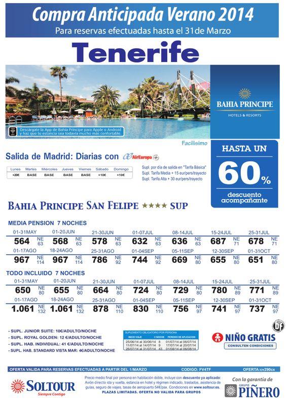 Hasta 60% compra anticipada Bahía Príncipe San Felipe salidas desde Madrid ultimo minuto - http://zocotours.com/hasta-60-compra-anticipada-bahia-principe-san-felipe-salidas-desde-madrid-ultimo-minuto/
