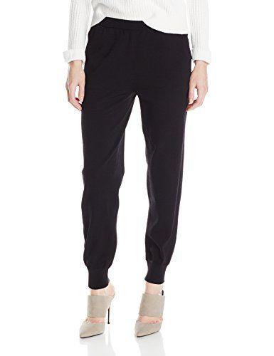 REBECCA MINKOFF Rebecca Minkoff Women'S Cory Track Pant, Black. #rebeccaminkoff #cloth #