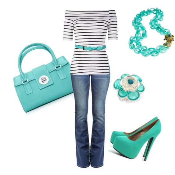 be a cutie, created by shauna-rogers.polyvore.com
