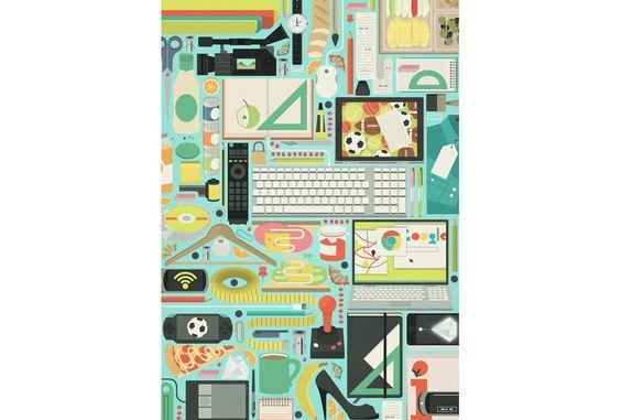 Jack Hughes: Design Inspiration, Art Stuff, Graphic Illustrations, Design Graphic, Stuff Illustrations, Kitchen Sink, Graphics Illustration, Art Design, Art Illustration