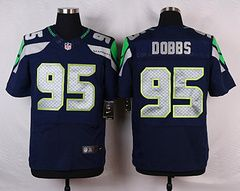 nfl Seattle Seahawks Demarcus Dobbs ELITE Jerseys