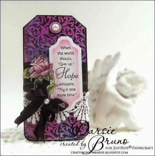 Darise Bruno: Crafting with Darsie: Hope ... - 8/4/14