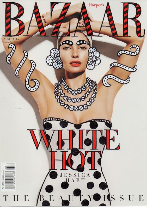 Reinterpretando portadas de revistas   itfashion.com