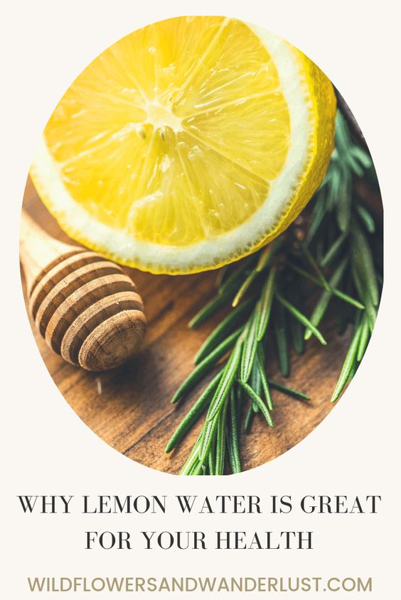 Lemon water benefits 48865