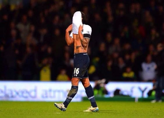 This is how i felt after the norwich game