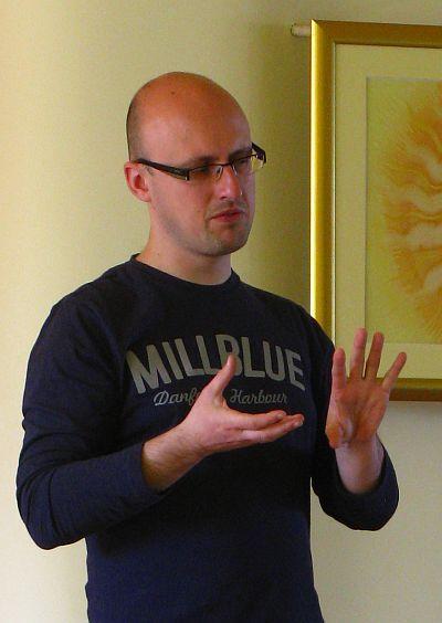 joga medytacja blog Maciej Wielobób