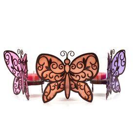 Kerzen-Accessoire Mariposa