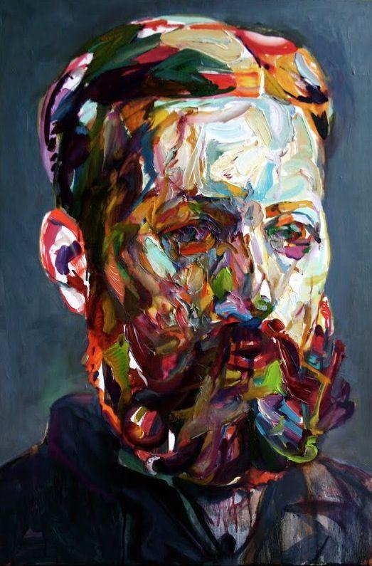 ritratto dipinto ad OLIO