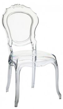 Bellepoque fly id es meubles pinterest - Fly chaise transparente ...