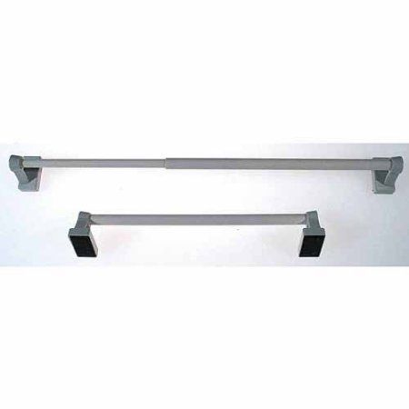 Curtains Ideas curtain rod walmart : Levolor-kirsch W7004213103 Magnetic Sash Curtain Rod - Walmart.com ...