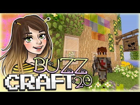 Minecraft: Buzz Craft 2.0 Ep 4 - ENGAGEMENT - YouTube