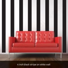 Sold by the roll, Easy Stripe is self-adhesive striping used to decorate walls, doors, bikes, laptops, autos & more. It...