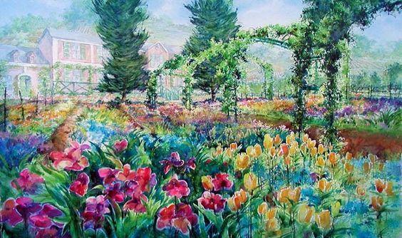 Garden Colors Tom Lynch