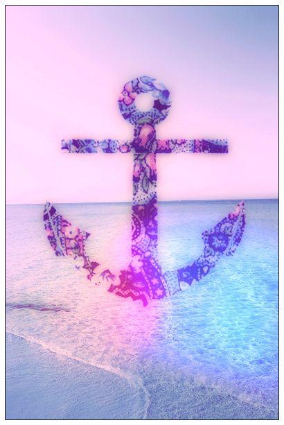 Imagen de anchor, beach, and me