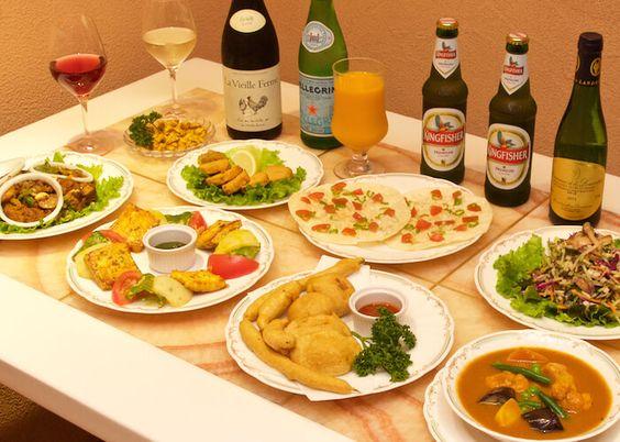 Nataraj organic vegetarian indian in Tokyo