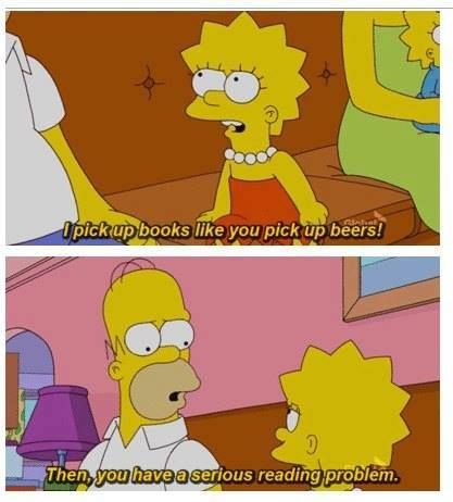 Homer gets it wrong - again...:)