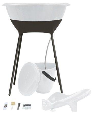 LUMA L10201 - Producto de higiene y cuidado, color negro con blanco