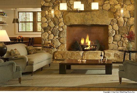 Rustic Living Room - Find more amazing designs on Zillow Digs!