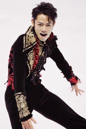 バンクーバー五輪フィギュア男子SP=2010年高橋大輔さん