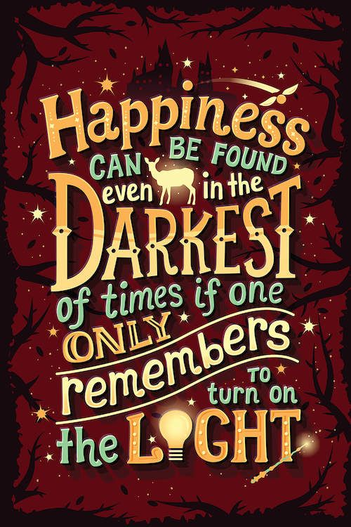 Harry Potter I Canvas Wall Art By Risa Rodil Icanvas In 2021 Harry Potter Quotes Quotes Favorite Quotes