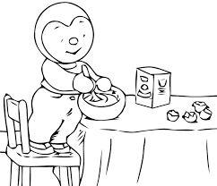 tchoupi aime la galette coloriage - Recherche Google | 1e ...