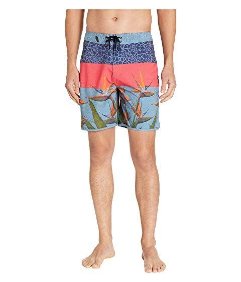 Hurley Mens 4D Boardshort