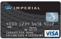 What is the Prepaid Visa Imperial Card? Not Sure? It is your personalized Visa debit card.  You can use your card to make purchases at retail locations,   online and over the phone anywhere Visa debit is accepted worldwide. To learn more visit us online at https://www.visaimperial.com/#