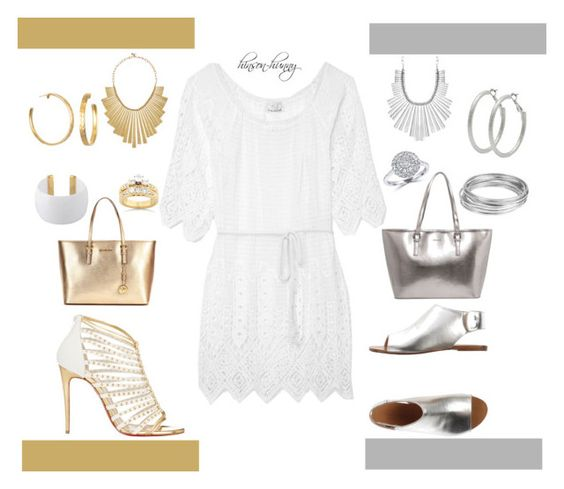 """White almost over"" by hinson-hunny ❤ liked on Polyvore"
