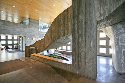 Gallery of simmons hall at mit steven holl 3 - Interior design schools in boston ...