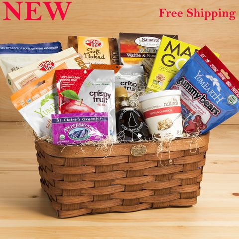 11 best products images on pinterest glutenfree sin gluten and allergy free gourmet gift basket gf negle Choice Image