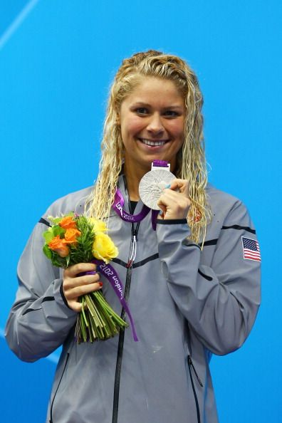 Elizabeth Lyon Beisel (B: 8/18/92) an American competition swimmer. She has won a total of 9 medals in major international competition, 4 gold, 1 silver, & 4 bronze spanning the Olympics, World Aquatics, & the Pan Pacific championships. Competing in the 200-meter backstroke & 400-meter individual medley events at 2008 Summer Olympics, placing 5th & 4th in the world. Won the silver medal in the 400-meter individual medley & bronze in the 200-meter backstroke at 2012 Summer Olympics.