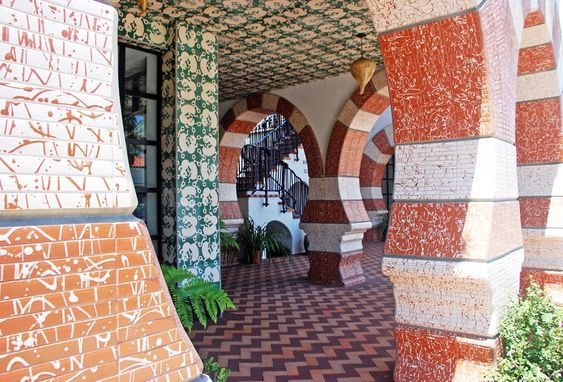Arches at El Andaluz by Jeff Shelton Architect