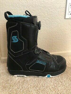 Salomon Pearl Boa Snowboard Boots Women's 2018