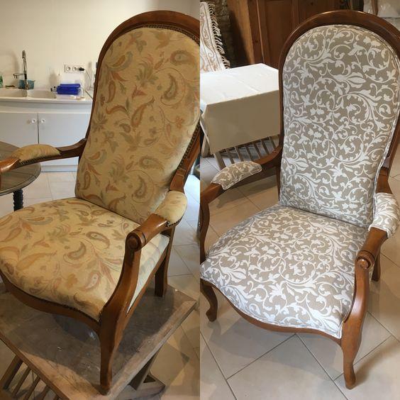 4d48ab7c9379fa9d68e387e50433b8f7 - Comment tapisser une chaise ?