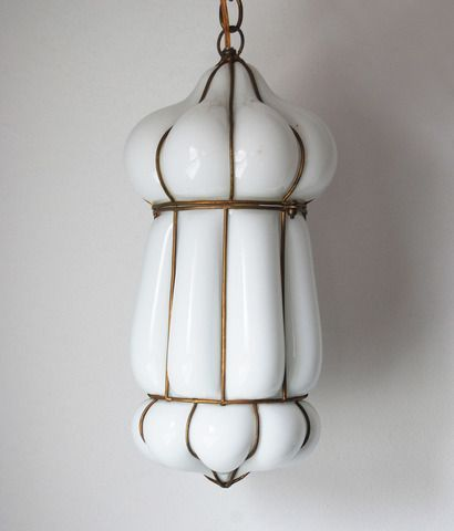 // venetian pendant light