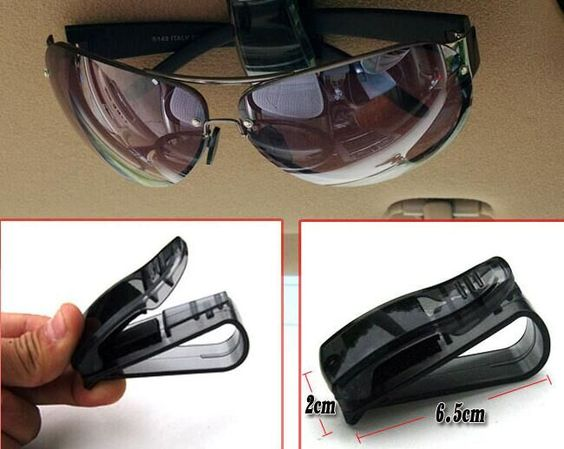 $2.00 (Buy here: http://appdeal.ru/5f1r ) Car Styling car glasses clip For lada niva kalina priora granta largus vaz samara 2110 2110 accessories car styl for just $2.00