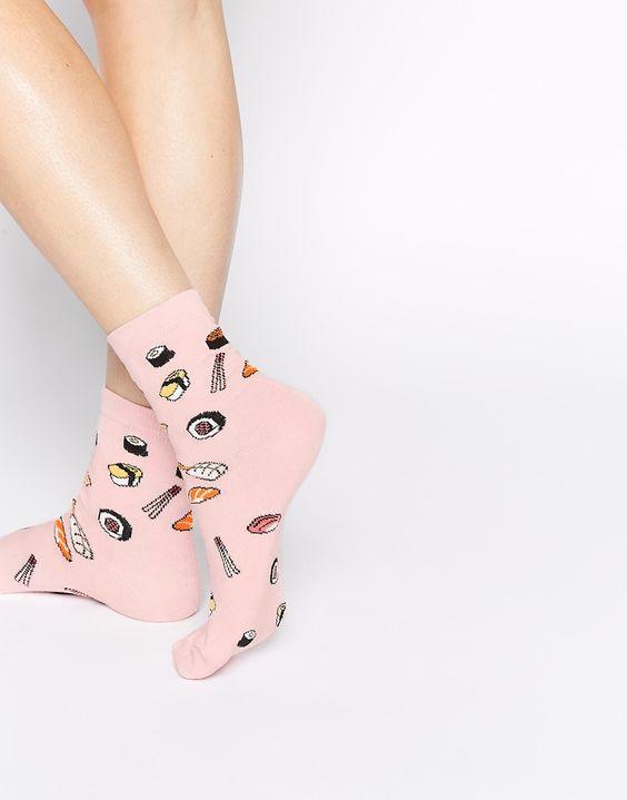 ASOS Sushi Socks